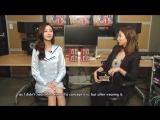 Showbiz Korea DalShabet WOO HEE(달샤벳 우희) Interview Part 1