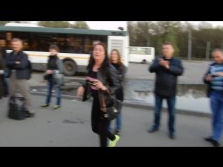 #другиелюди кавер на песню Гарика Сукачева - Бабушка(Партик, 14.05.17)