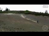 让人向往的经典山地骑行视频_标清