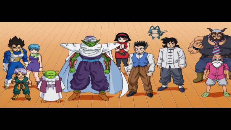 Dragon Ball Super - 008