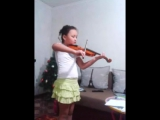 айжан скрипка