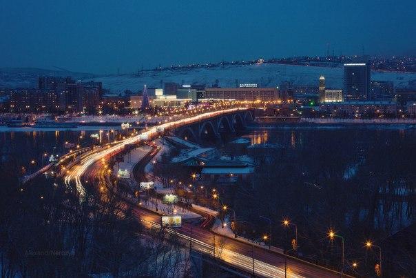 #ТипичныйКрасноярск_фото Спокойной ночи, дорогие подписчики 😌 Нравится