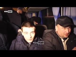 Киев передал ЛНР и ДНР 15 жителей, которых задержали за сепаратизм