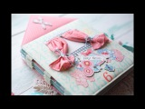 Dollhouse Album Tutorial by Nadya Lifa (Photo Play Paper