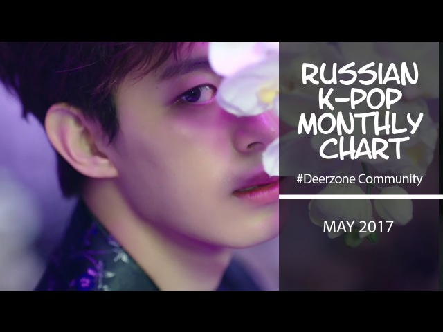 Russian K-pop Monthly Chart ( May 2017) | Deerzone Community