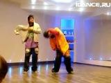 Les Twins Dancing (Song Zaho - Kif'n'dir)