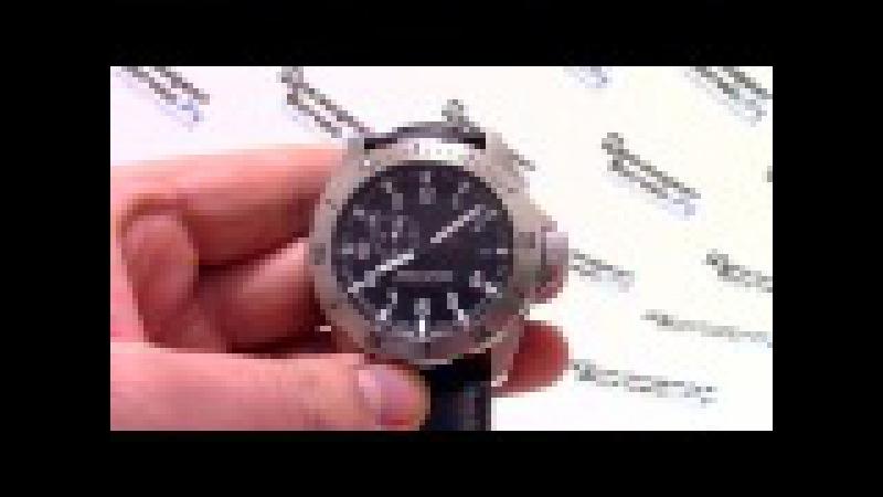 Часы Восток Командирские К-39 390638 - Видео обзор от PresidentWatches.Ru