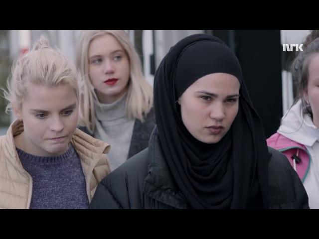 SKAM S04E02 Part 4 RUS SUB СКАМ СТЫД 4 сезон 2 серия 4 отрывок Русские субтитры