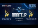 Amateur Series Playoff: CyclonesXD (P) vs MozgusChan (P)