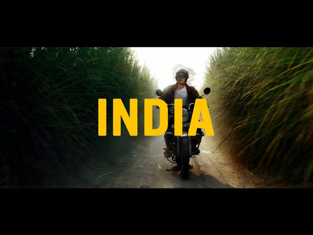The road story India