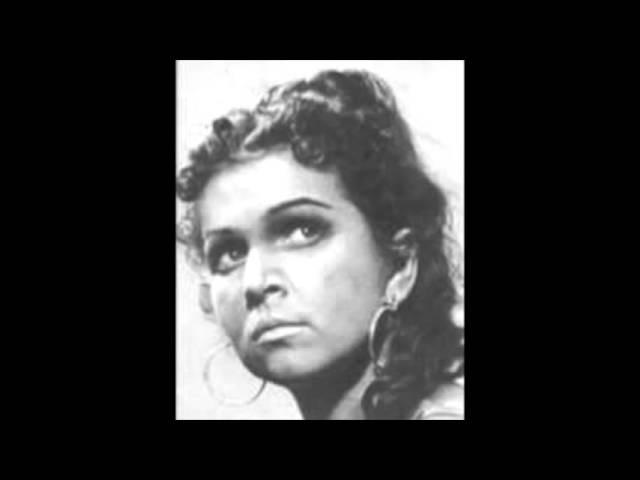 Aida Vishnevskaya Andzhaparidze Arkhipova Lisitsian Petrov 1961 Live