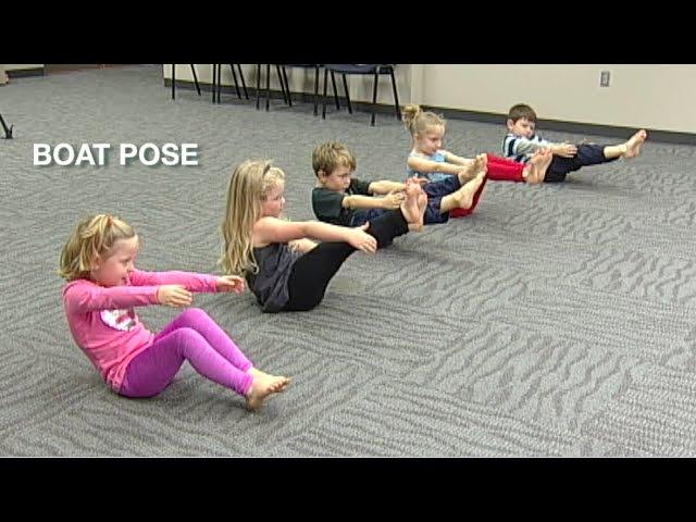 Kids Yoga with Sheila Palmquist