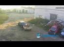 Люди совсем ОБНАГЛЕЛИ видео момента ПРЕСТУПЛЕНИЯ в Кингисеппе с веб-камеры KINGISE...