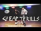 Sia - Cheap Thrills Dead Boy choreography by @KolyaBarnin