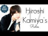 Voice Actor 17 of Hiroshi Kamiya's Roles