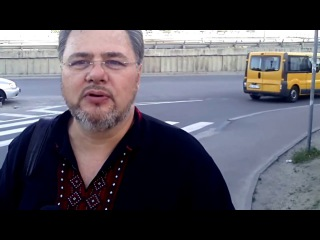 Нацисти перешкоджають журналістській діяльності Руслана Коцаби