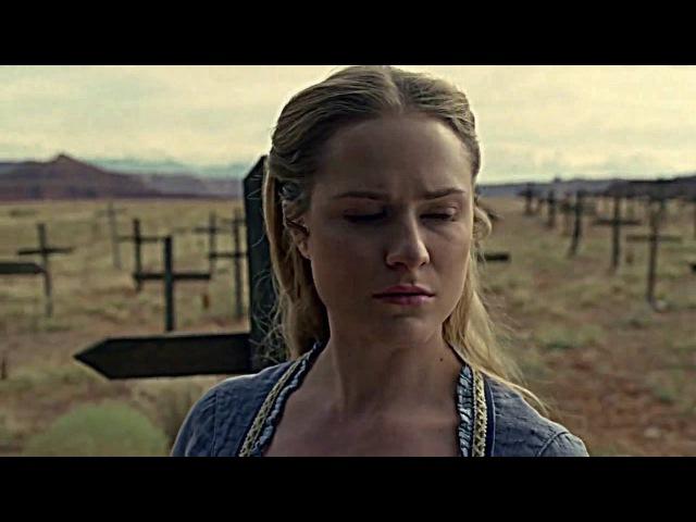 WestWorld : Paint it, black - Ciara (The Rolling Stones cover Lyrics) HBO western sci-fi drama HD