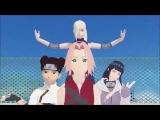 [MMD NARUTO] Naruto Funny Part 1