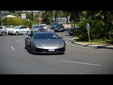 SUPERCARS IN PUERTO BANÚS 2016 | N430, 488 SPIDER, LUMMA, ETC  // WOS