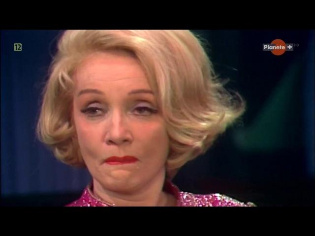 Марлен Дитрих. Сумерки ангела