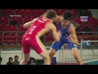 57 кг Айсен Потапов - Алексей Копылов / ШВСМ-2017