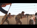 Syria War 2017 Battle for Raqqa Kurdish YPG SDF Forces in Urban Fighting And Firefights
