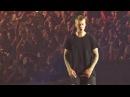 Justin Bieber Boyfriend Principality Stadium Cardiff 2017