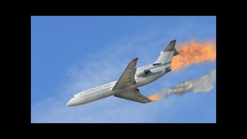 Упал самолет в Атлантический океан. Нью Йорк. Секунды до катастрофы. National Geographic HD