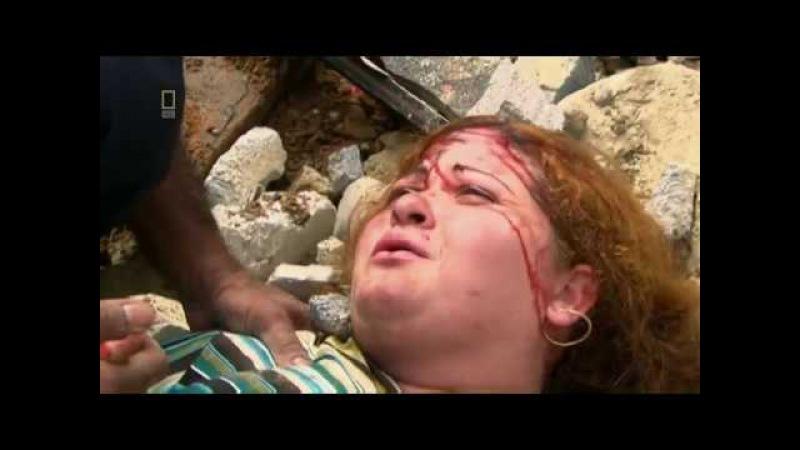В Пуэрто-рико мощный взрыв вызвал огромные разрушения. За секунду до катастрофы....