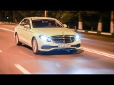 Mercedes E-class w213 - новые видео в сентябре!