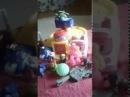 Огляд наших іграшок які ми виграли в кіндерах