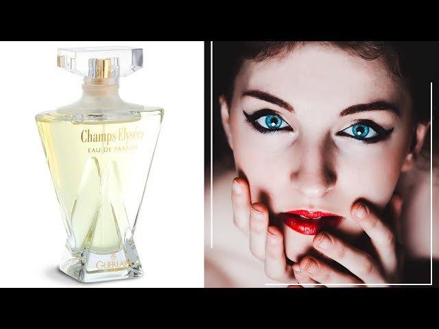 Guerlain Champs Elysees / Герлен Елисейские Поля - обзоры и отзывы о духах