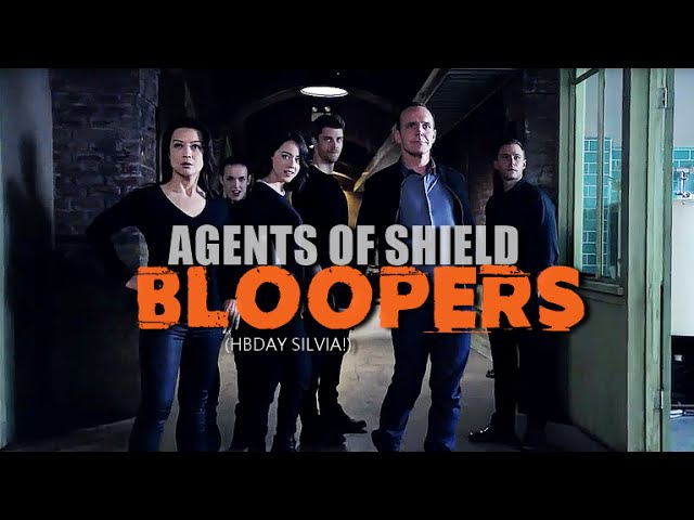 Agents of SHIELD bloopers | best day of my life {for Silvi}