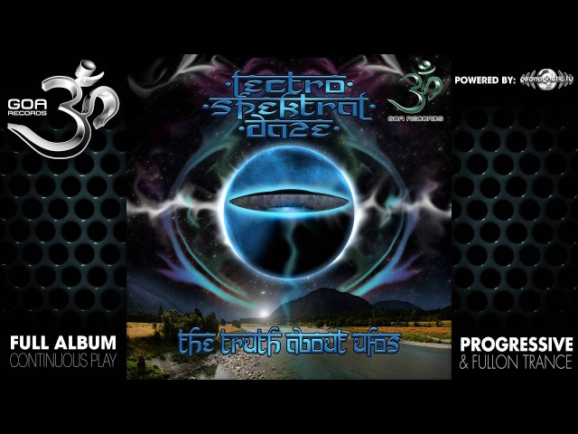 Lectro Spektral Daze - The Truth About UFOs EP (Full Album) (2014)