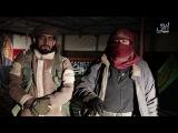 Съемка с захваченной Пальмиры, допрос пленнённых сирийских солдат и заявление боевиков
