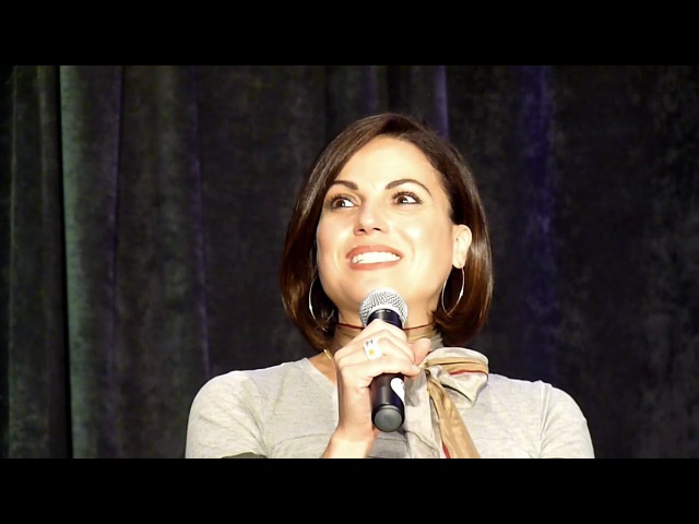 Lana Parrilla Afternoon p2 OUAT SF