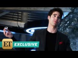 EXCLUSIVE: Watch Darren Criss Music Meister on Supergirl Ahead of The Flash Musical Crossove…