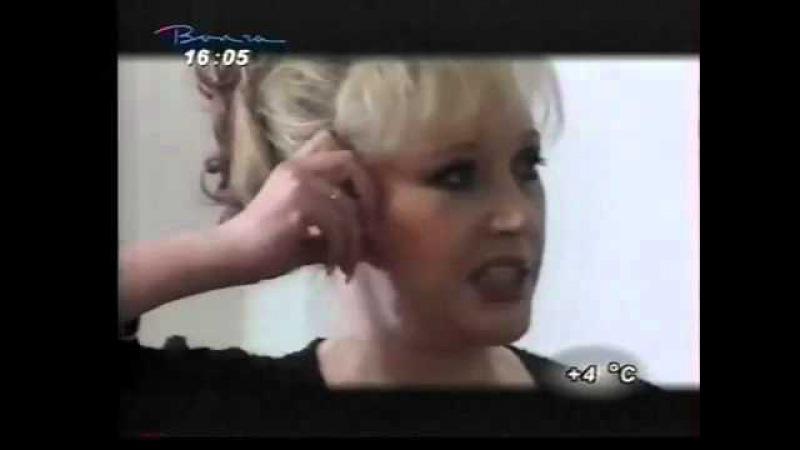 Алла Пугачева в программе Московские встречи (18.04.1998 г.)