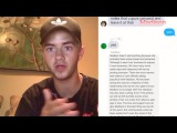 Jack Johnson EXPOSES Madison Beer - ALL RECEIPTS &amp TEXTS - Jack Gilinksy
