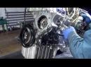 Установка ТНВД на двигатель Mercedes OM601 Метки ГРМ OM601 Mercedes Sprinter Vito