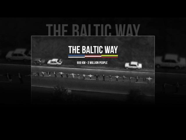 Artūrs Strautiņš - Mūs vieno viens ceļš - Veltijums Baltijas ceļam (Priekš LR2)