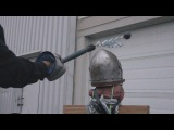 Тест шлема 2. Бацинет