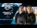 Team Spirit - COLDYY1 S0tF1k playing FaceIT