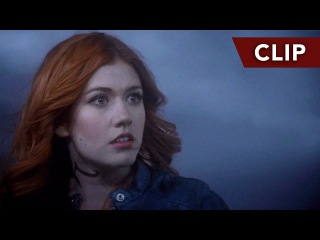 Shadowhunters 2x07 Clip 6 | Clary Jace Rescue the Angel