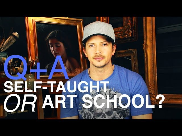 Art School VS Self-Taught | QA - Making a Start