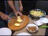 Звёздные рецепты новогодний экзотический салат от певца Саши Немо