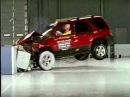 Crash Test 2005 - 2008 Ford Escape / Mercury Mariner / Mazda Tribute Frontal Offset IIHS