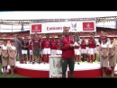 Emirates Cup 2017 - winners! vk.comnewsarsenal