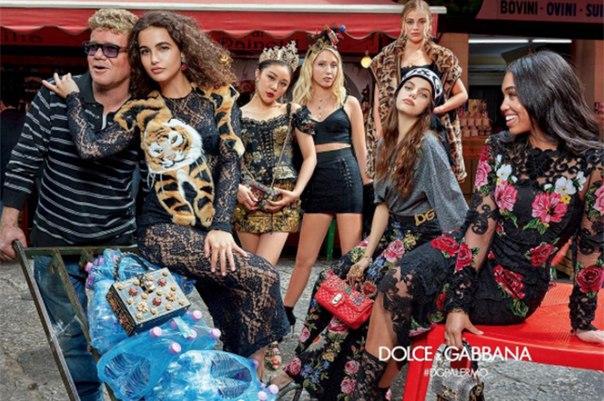 Монаршие особы, сын Памелы Андерсон, экс-подруга Бруклина Бекхэма и другие молодые звезды в рекламе Dolce & Gabbana