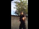 Кама Пуля кидает мяч [Нетипичная Махачкала]
